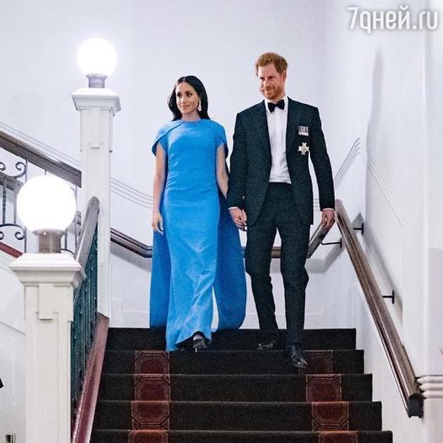 Принц Гарри и Меган Маркл