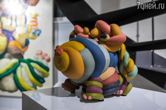 Скульптурная миниатюра Питера Опхайма