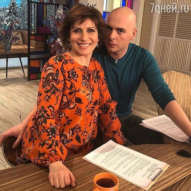 Светлана Зейналова и Антон Привольнов