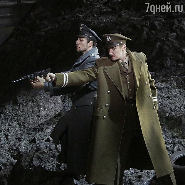 "Сцена из оперы ""Бал-маскарад"" Верди"