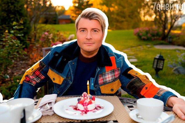 Николай Басков день рождения
