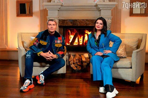 Наташа Королева и Николай Басков фото