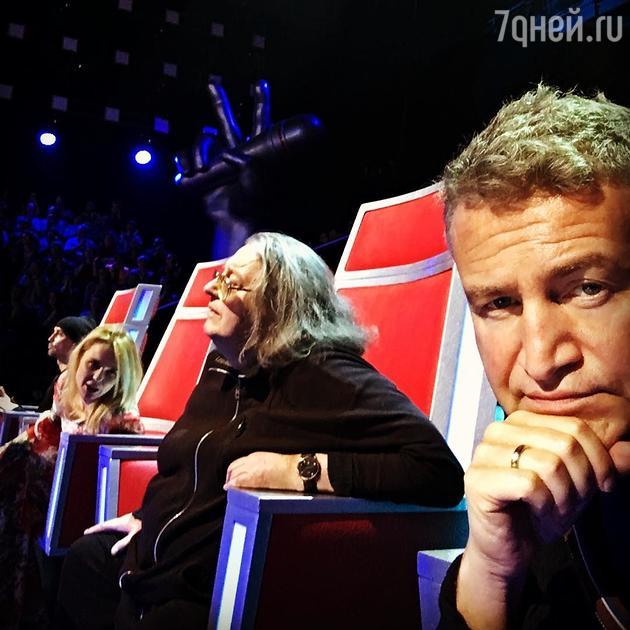 Леонид Агутин, Александр Градский и Пелагея