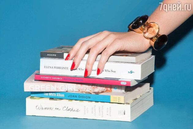 Сьюзан Шелл в съемке для NY Magazine