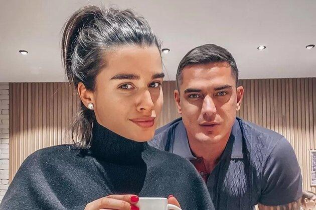 Ксения Бородина и Курбан Омаров — фото
