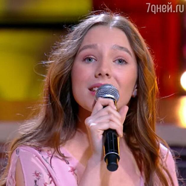 Дочь Юлии Началовой