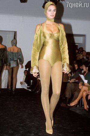 Синди Кроуфорд в 1987 году