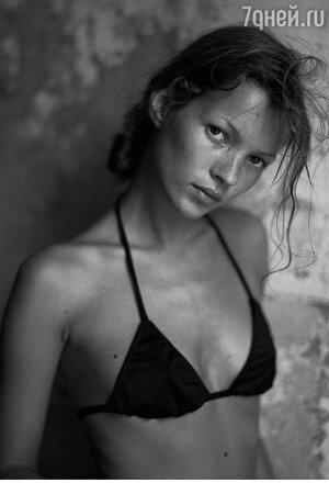 Кейт Мосс в юности в объективе Марио Сорренти