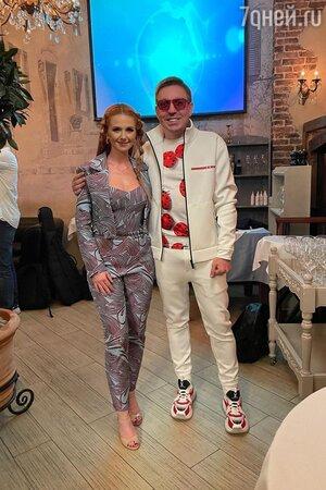 Лена Катина и Дмитрий Спиридонов — фото