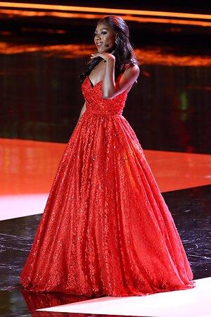 """Победительница """"Мисс Америка-2019"""" Ниа Франклин"""