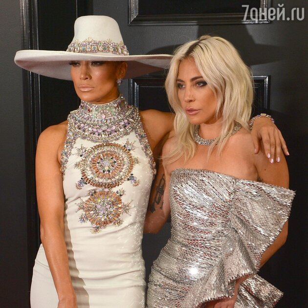 Леди Гага, Дженнифер Лопес