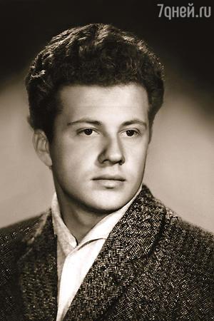 Мой первый муж — артист Николай Каширин