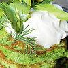 Оладьи из кабачков со сметаной: рецепт от шеф-повара Виталия Истомина