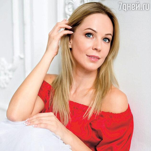 Ирина Медведева. Фото