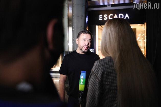 Интервью у Игоря Чапурина