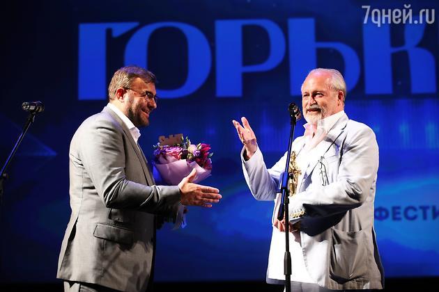 Михаил Пореченков и Владимир Хотиненко