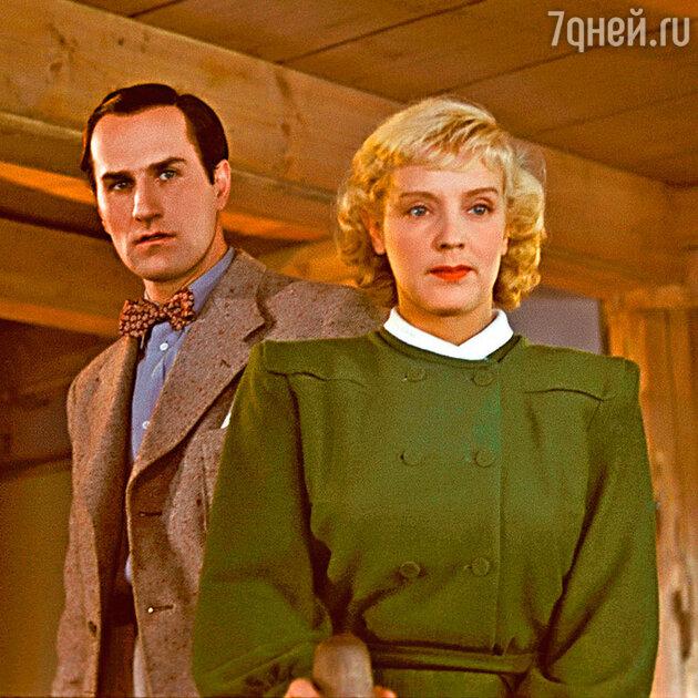 Владимир Зельдин с Мариной Ладыниной