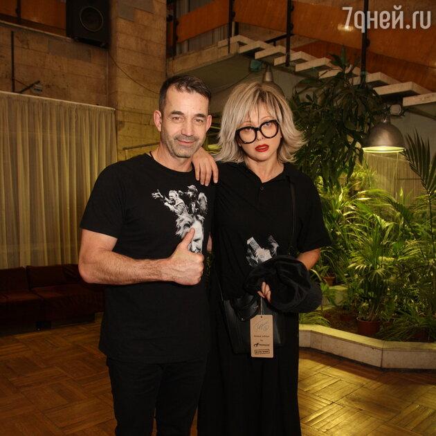 Дмитрий Певцов и Ольга Дроздова — фото