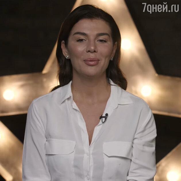 Анна Седокова без фотошопа