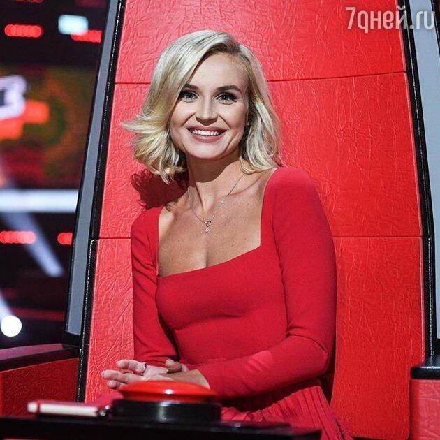 Полина Гагарина хочет стать многодетной мамой