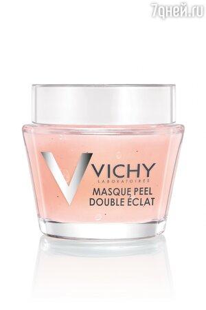 Минеральная маска-пилинг «Двойное сияние», Vichy