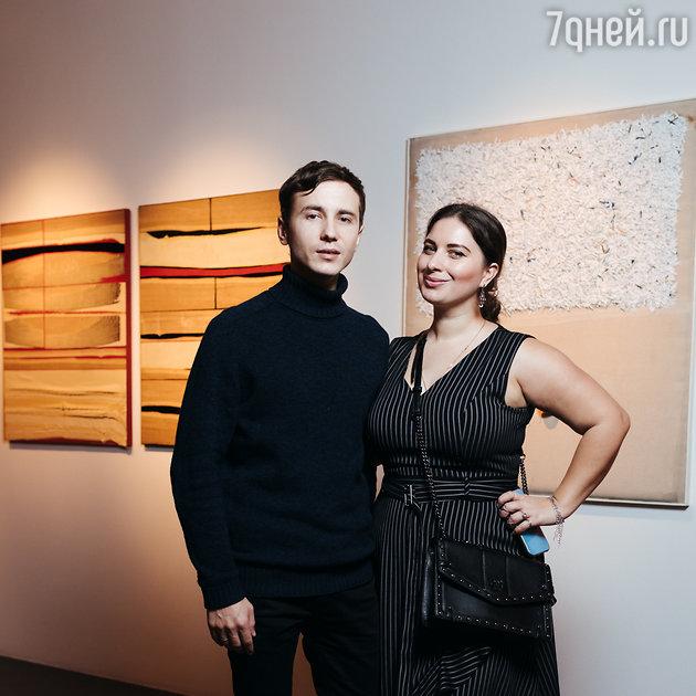 Антон Азаров и Светлана Арчи