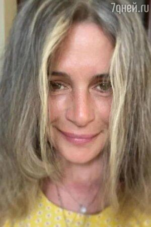 Морщины и седые волосы: 53-летнюю Оксану Фандеру стало не узнать - 7Дней.ру