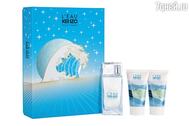L'eau Kenzo pour femme