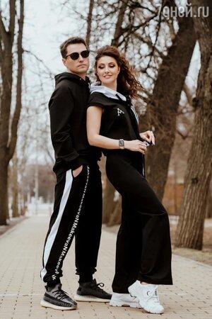 Анастасия Макеева с Романом Мальковым - фото