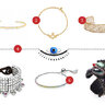 1 - Lav'z Jewellery, 2 - Wanna? Be! 3 - Exclaim, 4 - Sokolov, 5 - UNOde50, 6 - Pandora, 7 - Yakischik