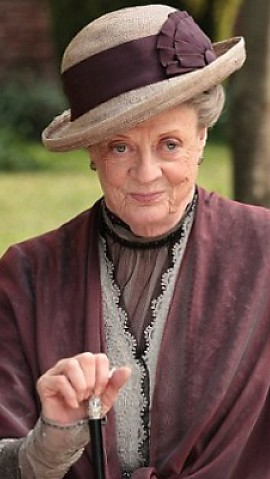 Мэгги Смит (Maggie Smith)